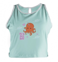 Pajamas vest octocorn