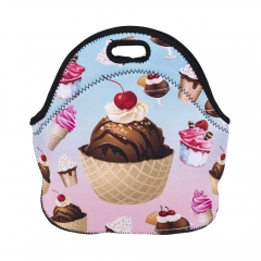 lunch bag ICE CREAM CUP