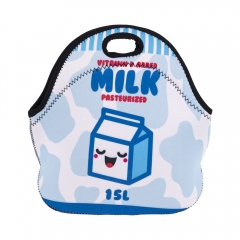 lunch bag HAPPY MILK