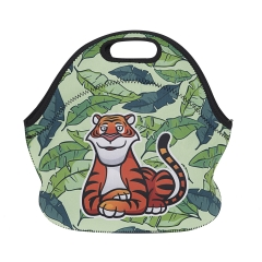 lunch bag TROPICAL TIGER