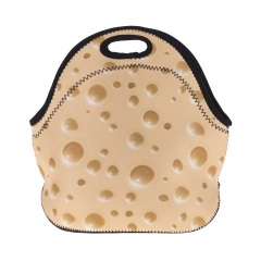 lunch bag SWISS CHEESE