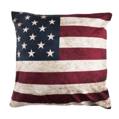 Pillow vintage usa