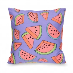 Pillow watermelon purple