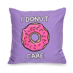 Pillow doughnut