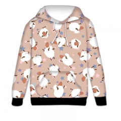 Sweatshirt  Jumping lamb
