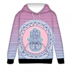 Sweatshirt  India pattern