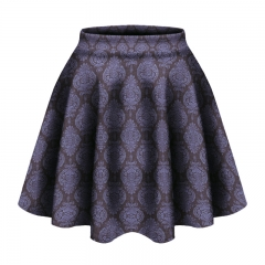 Short skirt royal