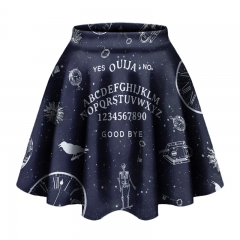 Short skirt ouija