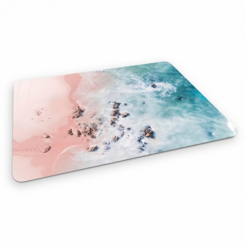 Mouse pad sea bliss