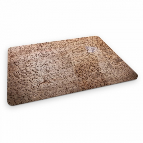 Mouse pad Golden pattern